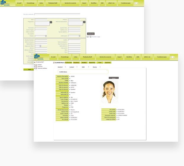 Customer testimonial IAM: identity management at IFP School