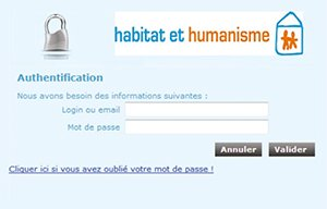 Customer testimonial IAM, SSO and Identity federation: Habitat et Humanisme