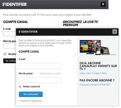 Customer testimonial SSO Canal+: strong authentication and stable platform